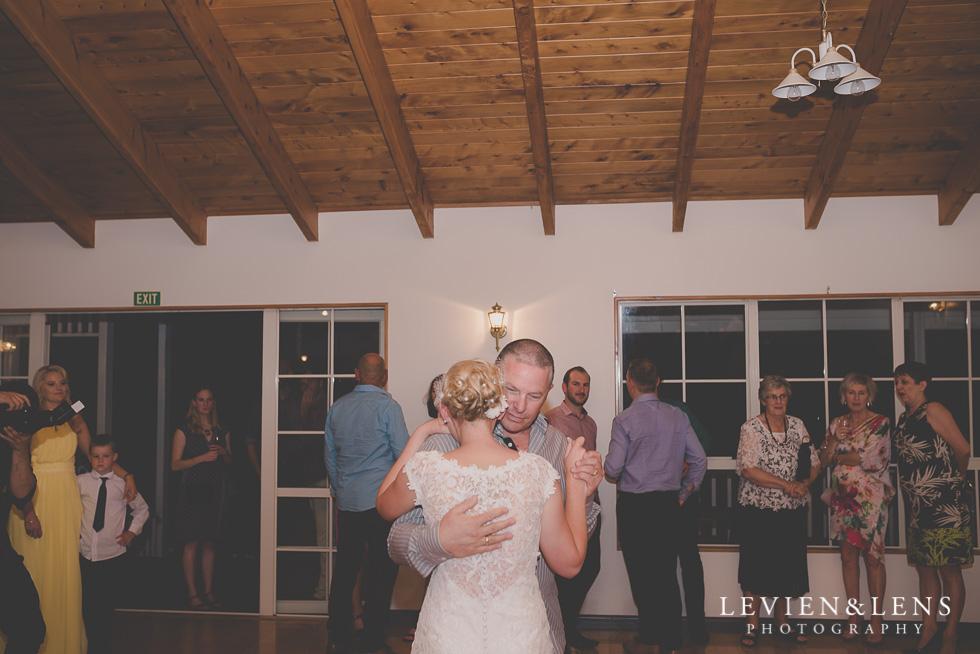 dance floor reception {Auckland-Hamilton wedding photographer} Footbridge Lodge