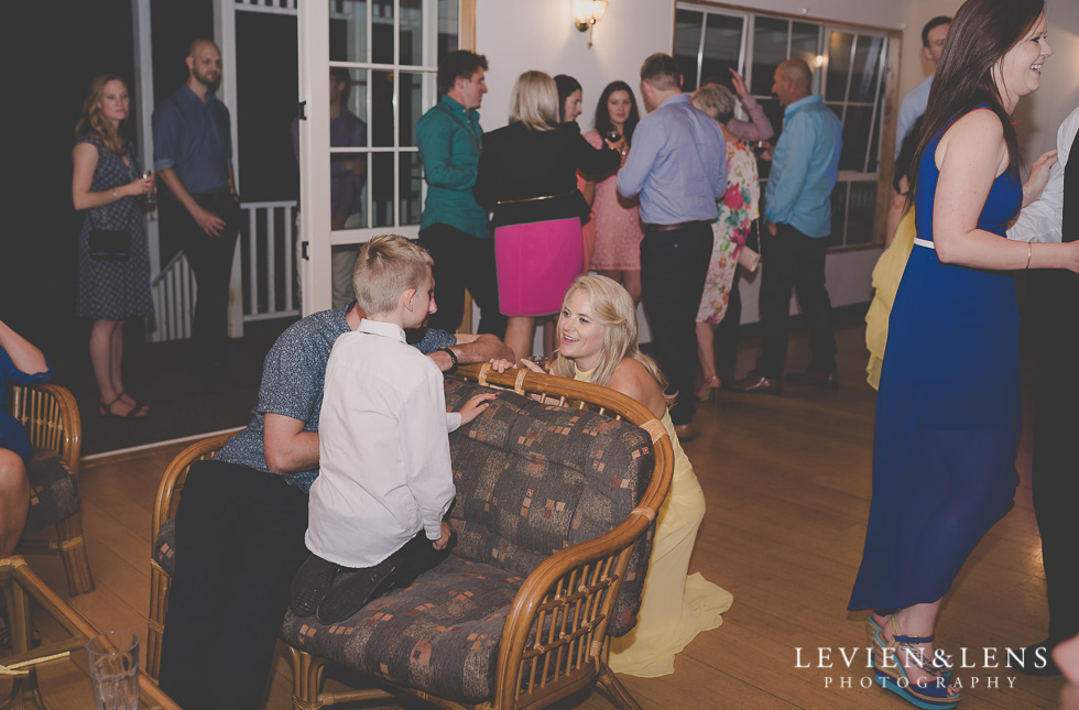candid moments reception {Auckland-Hamilton wedding photographer}