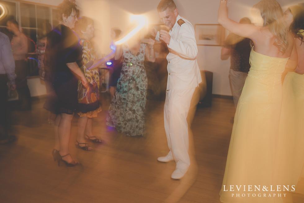 night dance reception {Auckland-Hamilton wedding photographer}