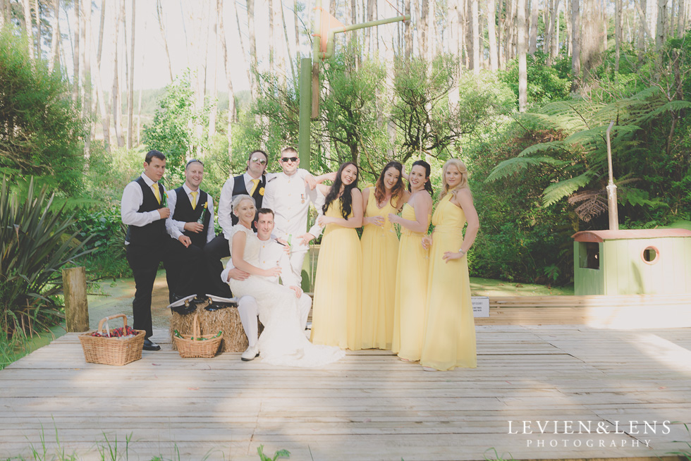 Bride and Groom intimate photo shoot Footbridge Lodge {Auckland wedding-engagement-couples photographer}