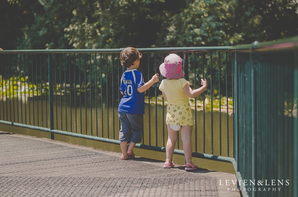 Hamilton Gardens {Personal family moments - Waikato lifestyle photographer}