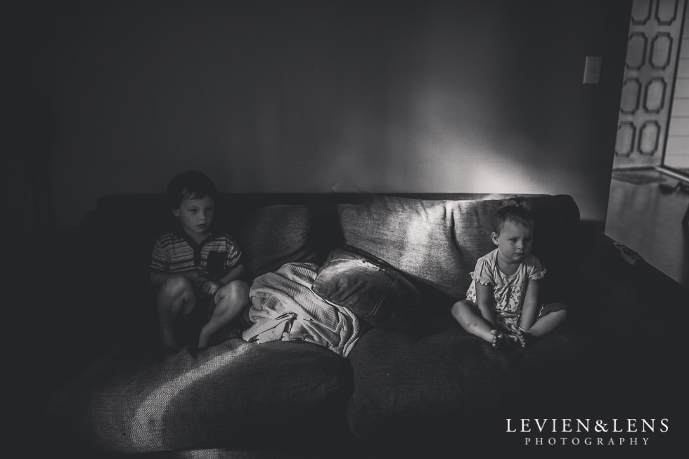 boy and girl sitting on sofa 365 Project - January {Auckland-Hamilton lifestyle family-wedding-couples photographer}