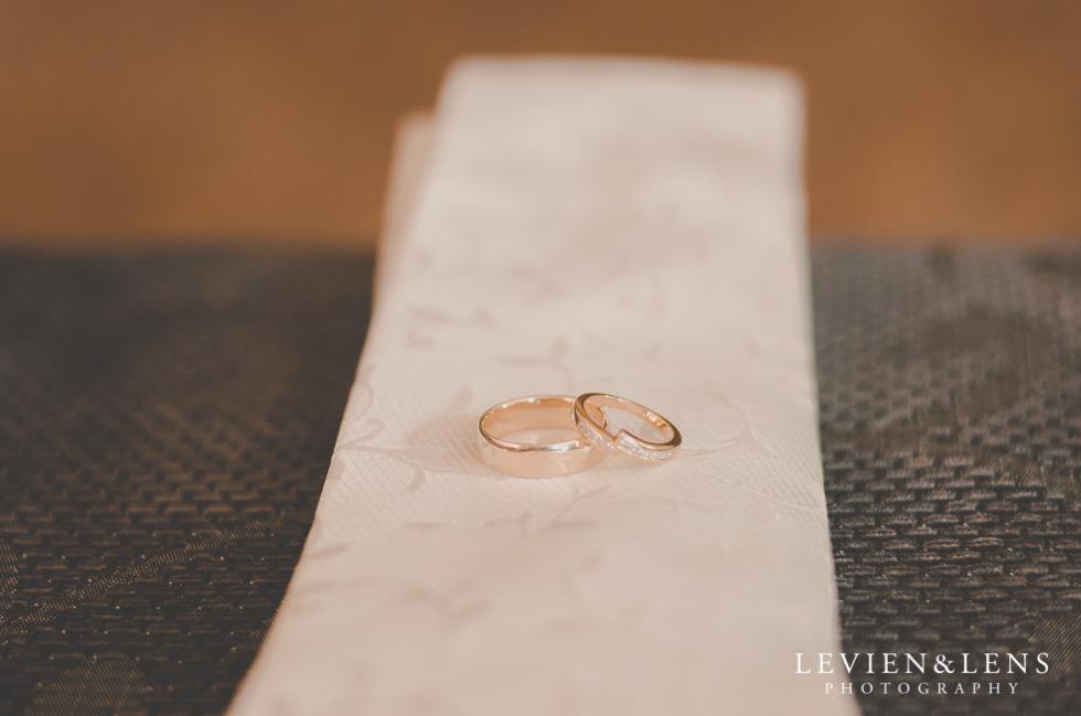 rings on tie groom getting ready {Auckland-Hamilton-Tauranga wedding photographer}