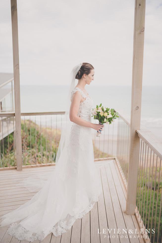 Castaways bride on deck {Auckland-Hamilton-Tauranga lifestyle wedding-couples-engagement photographer}