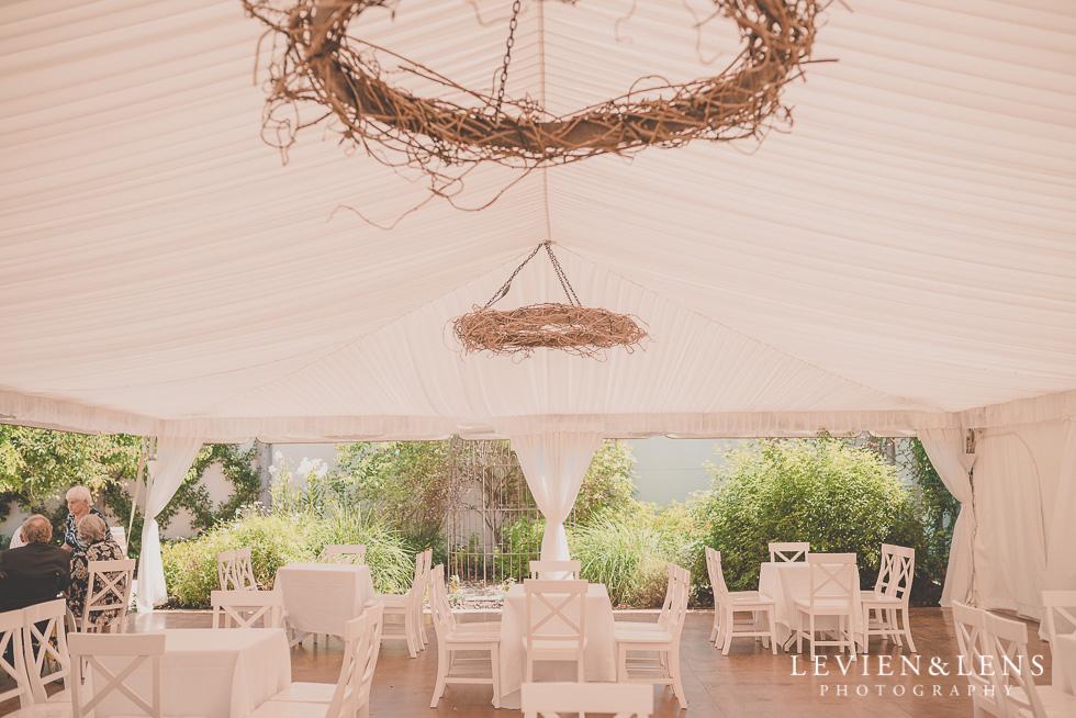 reception site Ataahua Garden Venue {Tauranga wedding photographer}