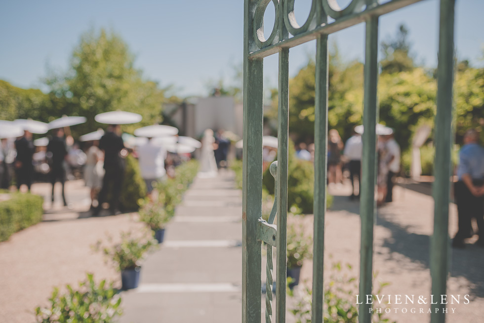 ceremony Ataahua Garden Venue {Tauranga wedding photographer}