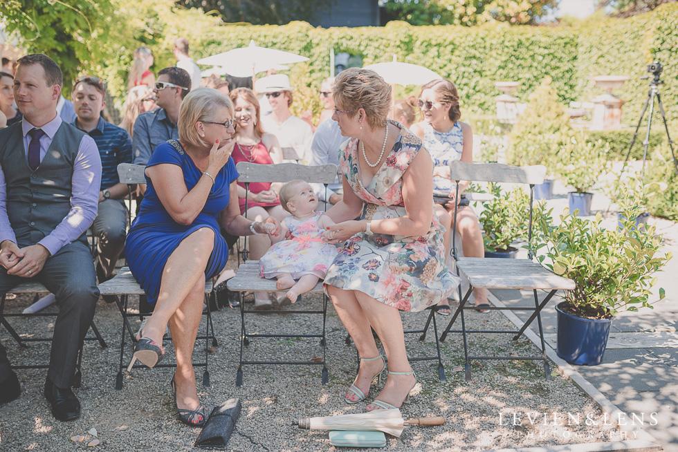 guests on ceremony {Tauranga-Bay of Plenty wedding-couples-engagement photographer}