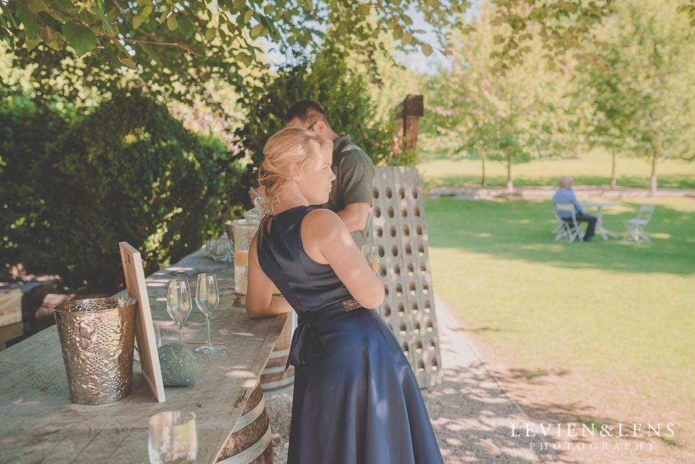 bridesmaid {Tauranga-Bay of Plenty wedding-couples-engagement photographer}