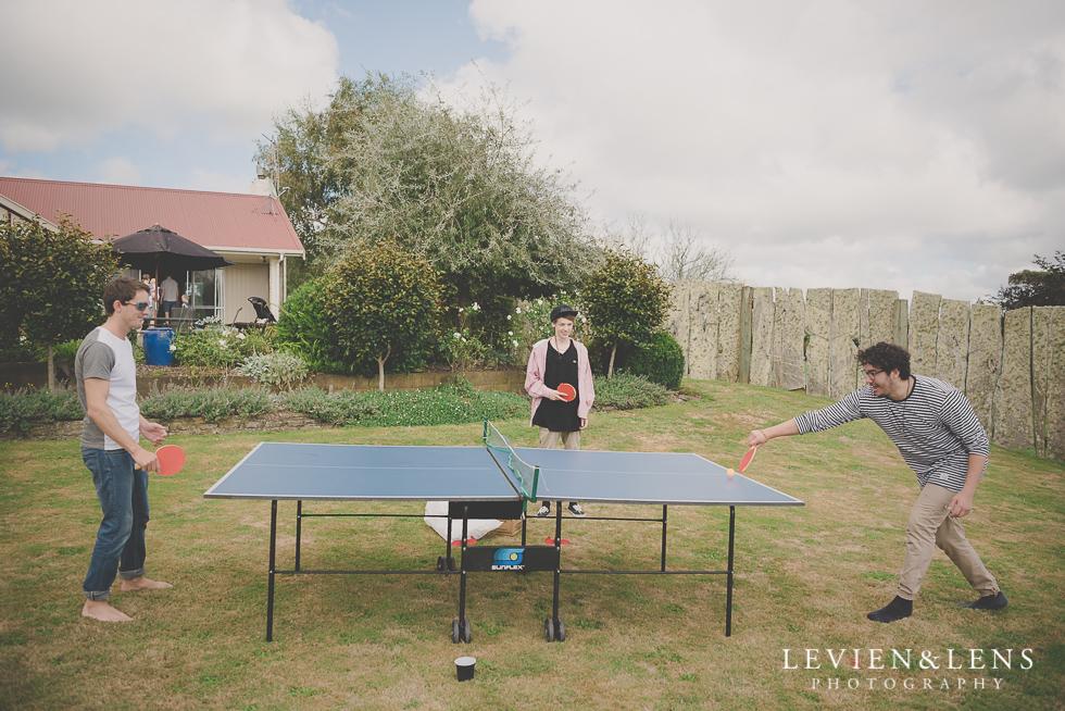 table tennis Nana's 90 {Auckland-Hamilton-Morrinsville event photographer}