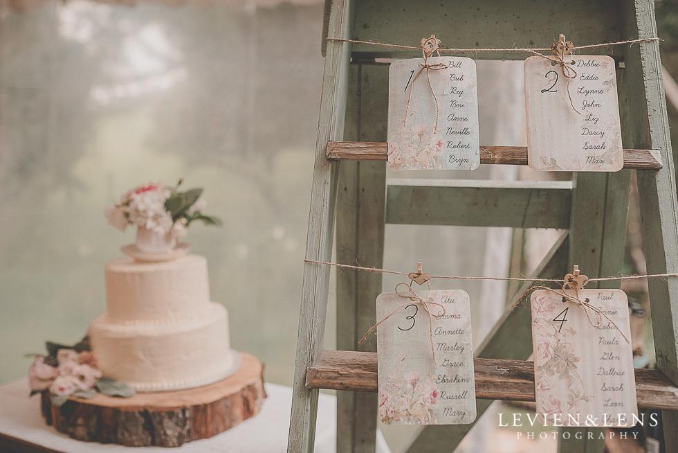 DIY cake reception {Auckland-Hamilton-Tauranga wedding photographer}