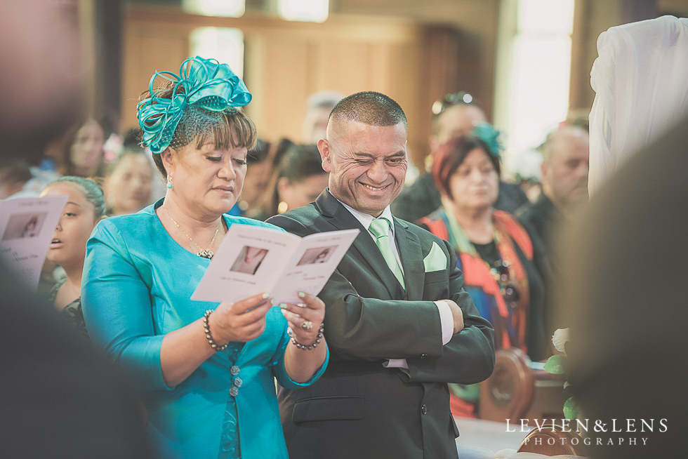 parents on ceremony Church Of The Holy Sepulchre - Bastion Point {Auckland NZ lifestyle wedding-engagement photographer}