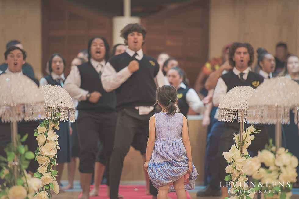 maori dance reception {Auckland NZ lifestyle wedding-engagement photographer} Malaeola community centre