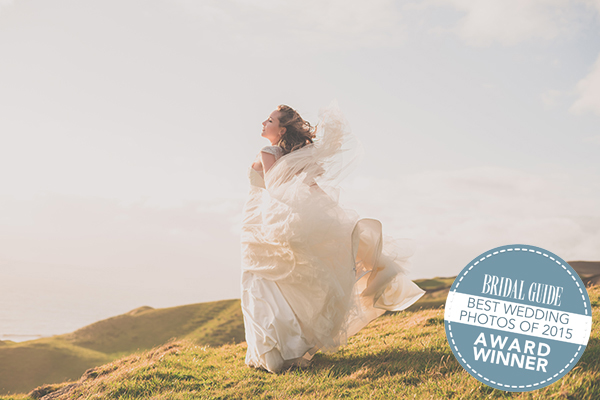 Auckland award winning recommended wedding photographer