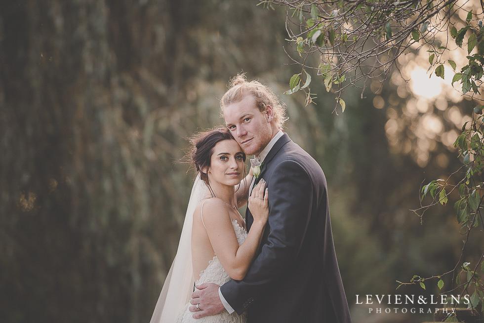 bride and groom portraits St Margarets Cafe - Karaka {Auckland lifestyle wedding photographer}