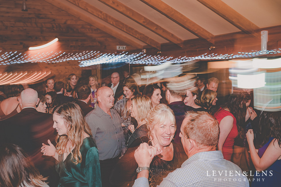 guests dancing St Margarets Cafe - Karaka {Auckland lifestyle wedding photographer}
