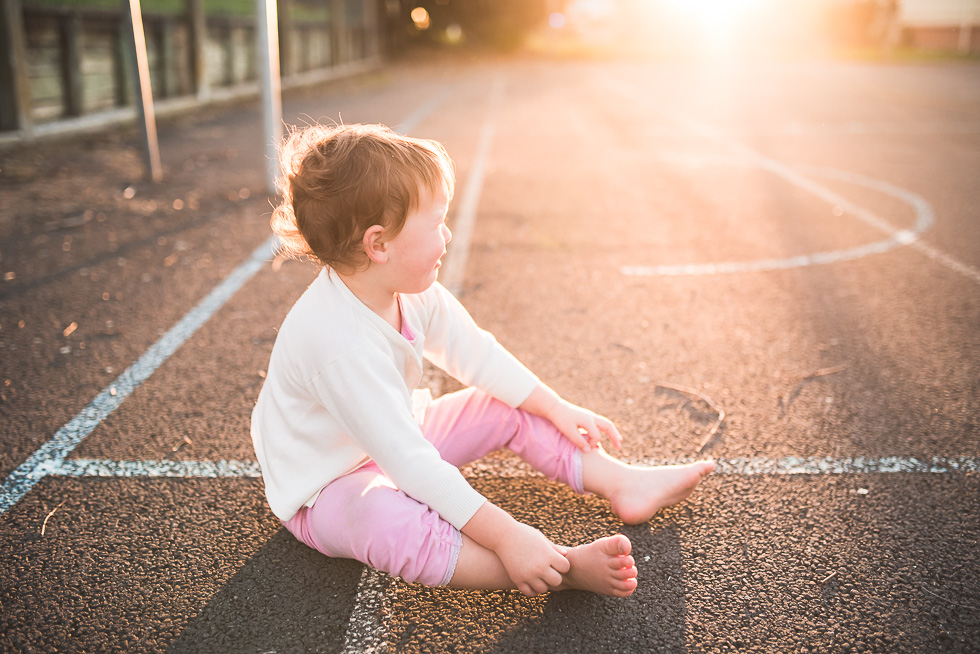 girl and light - 365 project {New Zealand lifestyle photographer}