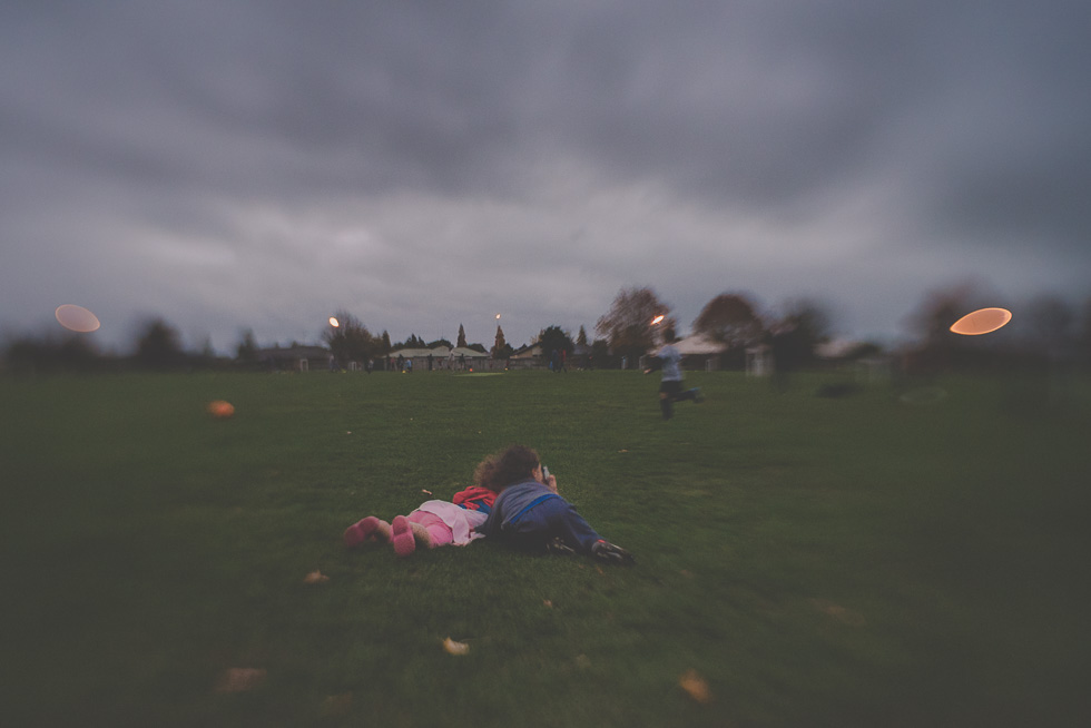 kids on soccer field - 365 project {New Zealand lifestyle photographer}