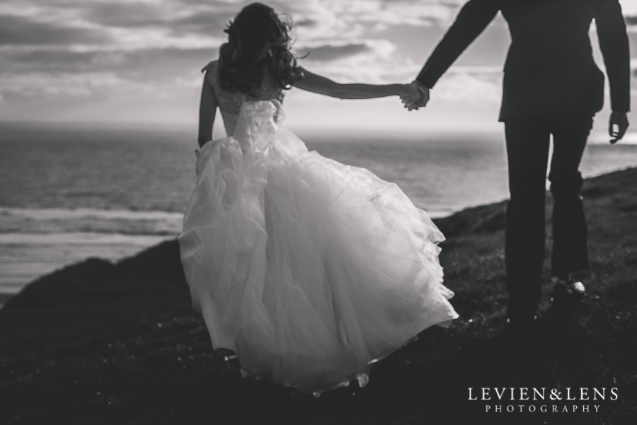 Auckland wedding photographer Levien & Lens photography