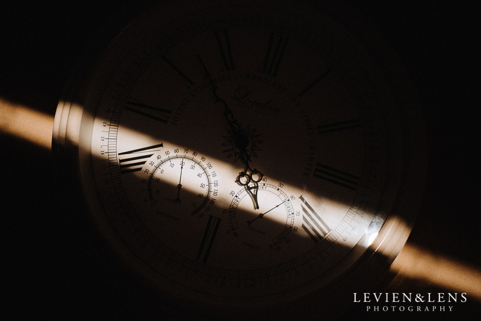 light on clock - 365 project {Auckland lifestyle family photographer}