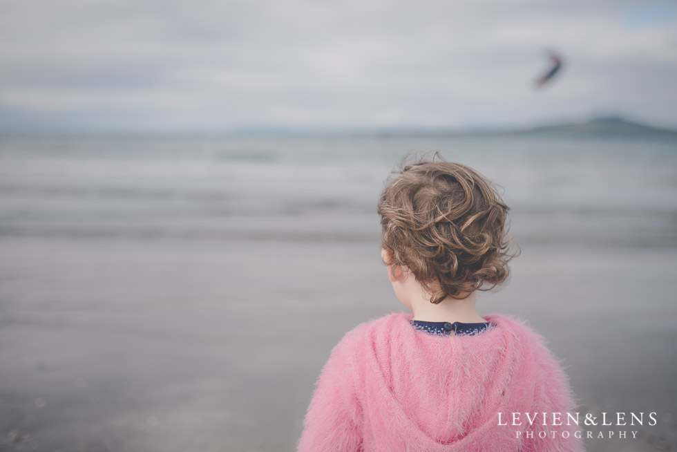 girl at Takapuna beach - August {Hamilton-Taupo lifestyle wedding photographer}