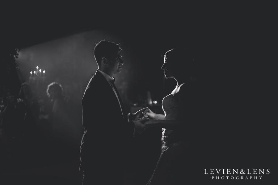 first dance BW - reception Langham Hotel Wedding {Auckland-NZ wedding photographer}