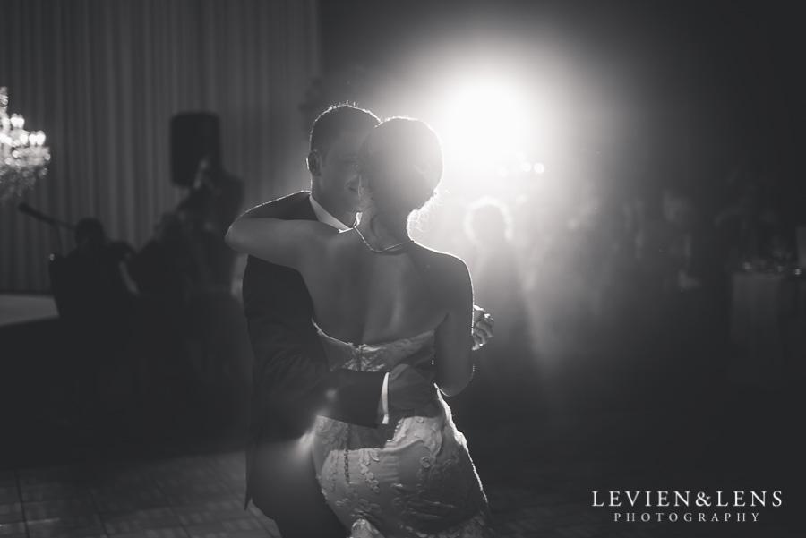 first dance - beautiful light BW reception Langham Hotel Wedding {Auckland-NZ wedding photographer}