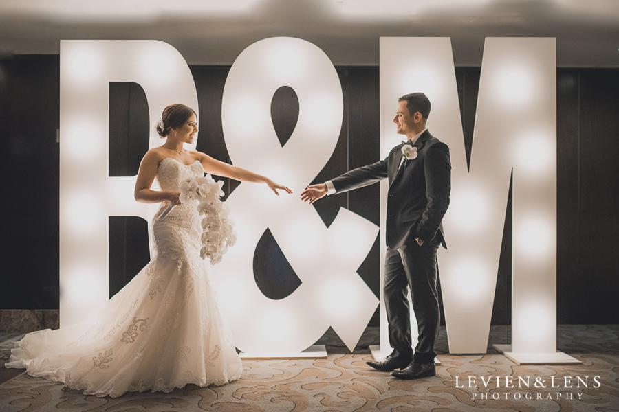 B and M - Langham Hotel Wedding {Auckland-NZ wedding photographer} bride and groom