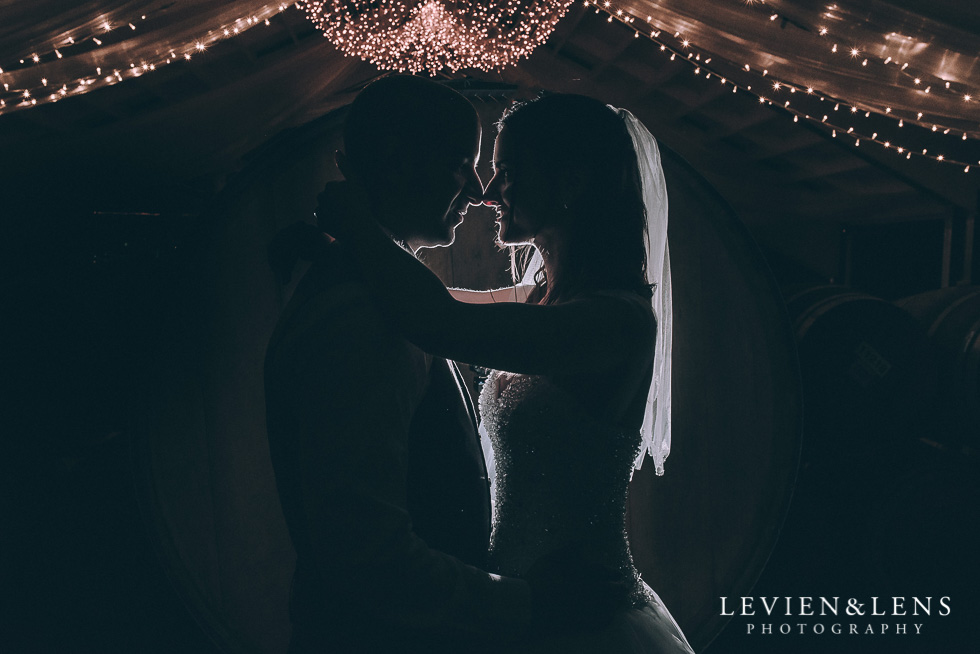 bride and groom intimate moments - Markovina Vineyard Estate - Kumeu {Auckland wedding photographer}
