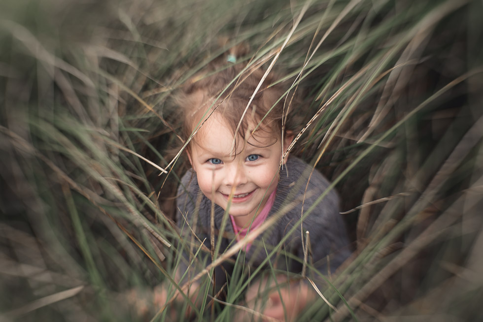 girl and grass - Personal everyday moments - October 2016 - 365 Project {New Zealand family-wedding photography}