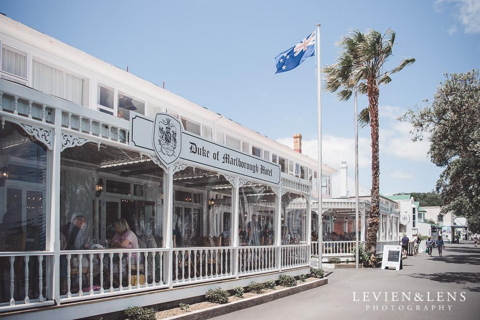the Strand - The Duke of Marlborough Hotel - Russel wedding {Northland-New Zealand weddings photographer}