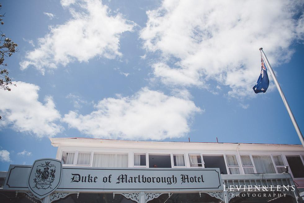 The Duke of Marlborough Hotel - Russel wedding {Northland-New Zealand weddings photographer}