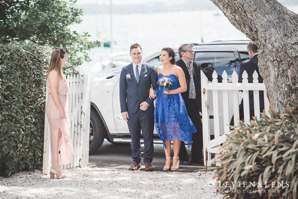 ceremony - The Duke of Marlborough Hotel - Russel wedding {Northland-New Zealand weddings photographer} Pompallier Mission Garden