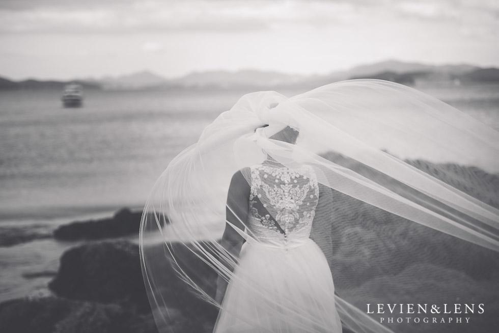BW bride - The Duke of Marlborough Hotel - Russel wedding {Northland-New Zealand weddings photographer}