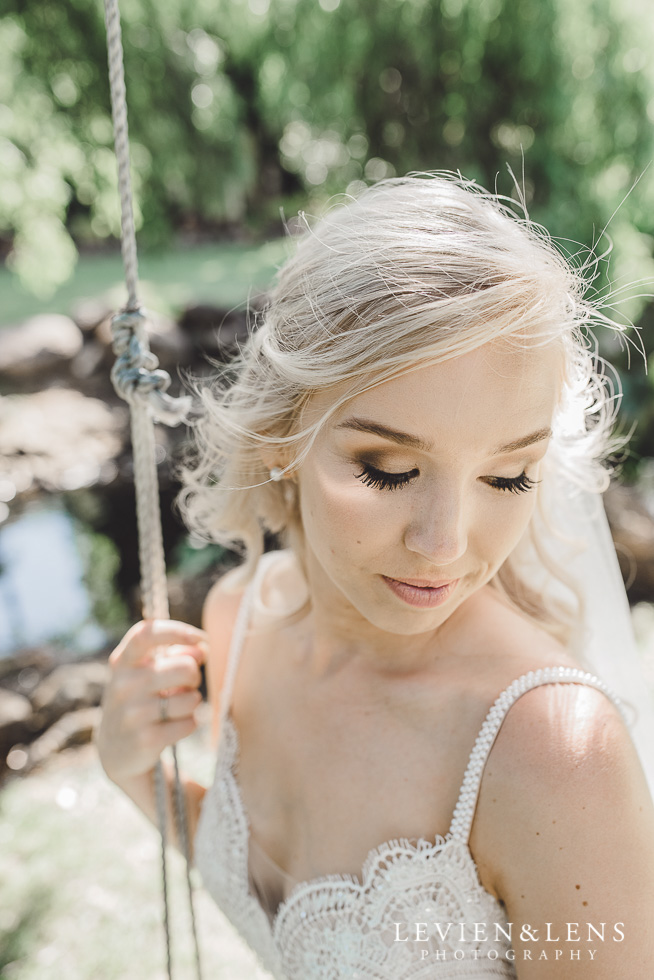 bridal portraiture {New Zealand wedding photographer}