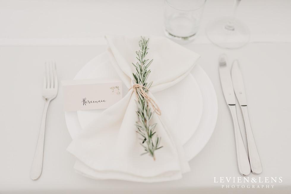 reception details - Liddington Gardens - Kerkeri Northland {NZ destination wedding photographer}