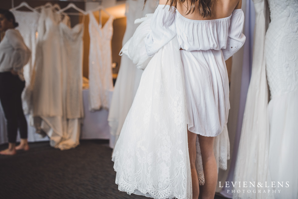 weddings dress - Trish Peng Christmas Bridal High Tea - Sofitel Viaduct Hotel {Auckland wedding photographer}