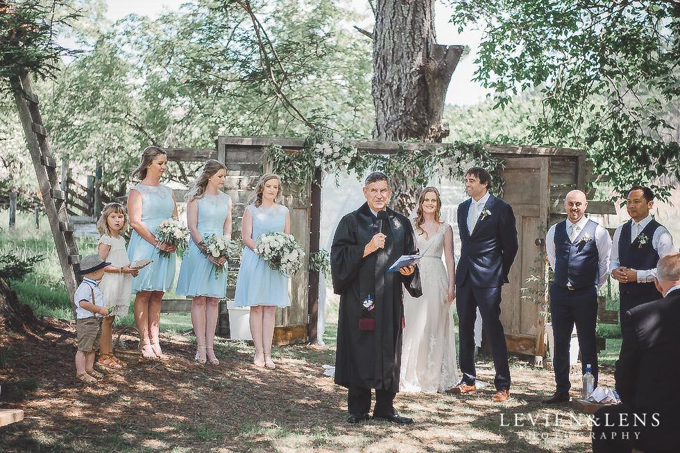 ceremony - Old Forest School Vintage Venue {Tauranga - Bay of Plenty wedding photographer}