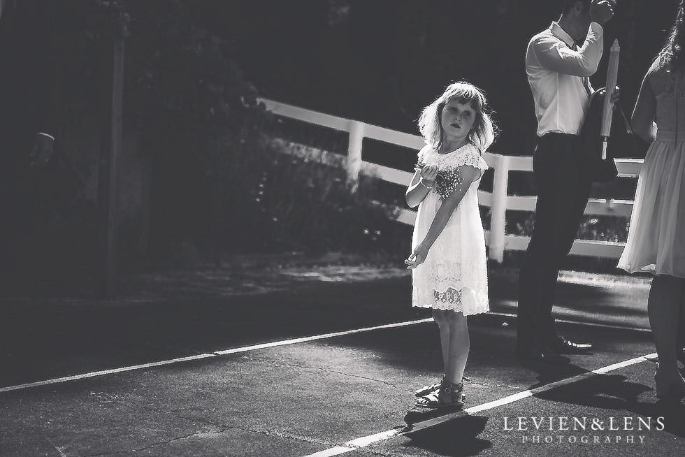girl at tennis court - Old Forest School Vintage Venue {Tauranga - Bay of Plenty wedding photographer}