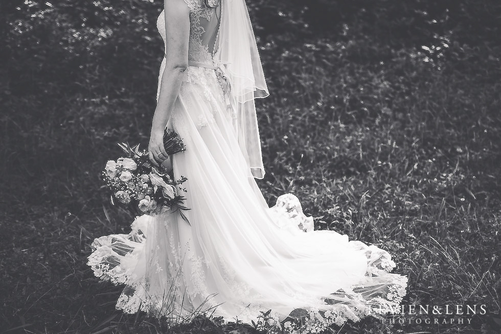 bridal portraiture - Old Forest School Vintage Venue {Tauranga - Bay of Plenty wedding photographer}
