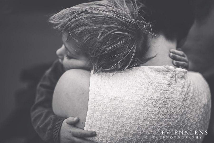 daughter - Karekare Beach post-wedding | elopement photo shoot {Auckland NZ couples-weddings photographer}