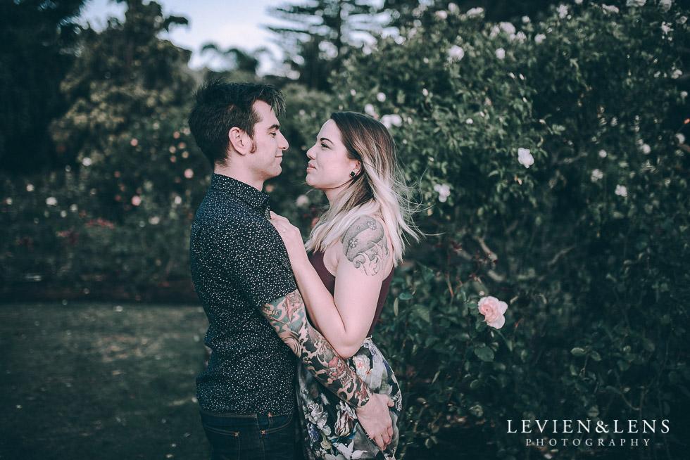 Engagement - couples photo shoot {Auckland wedding photographer}