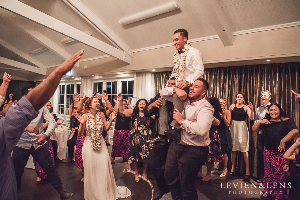 dancing - reception