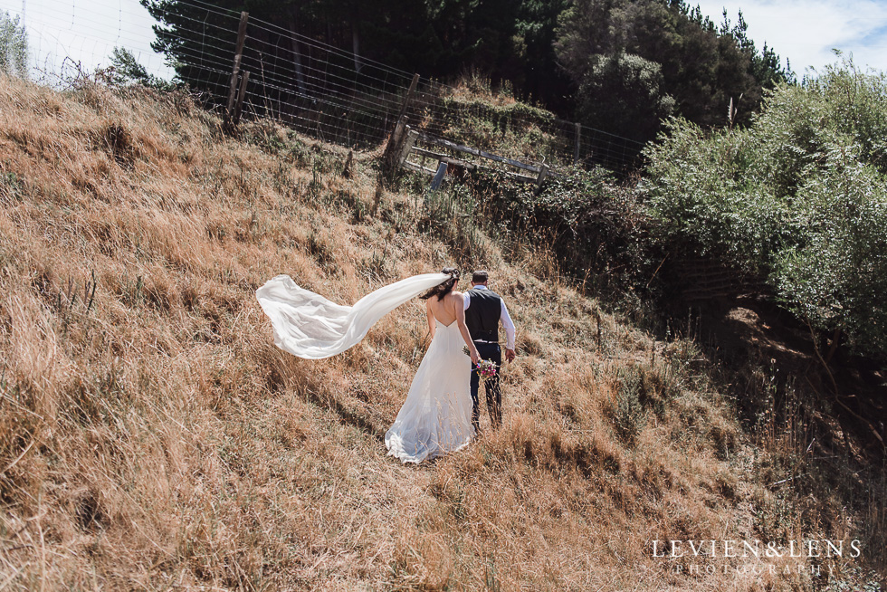 DIY farm wedding {Auckland - Hamilton - Tauranga New Zealand destination weddings photographer}