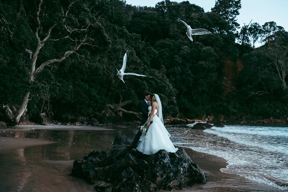 Kara & David, Flat White Waihi Beach  {Waikato, New Zealand}