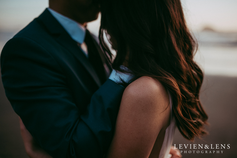 Auckland pre-wedding engagement - wedding photography