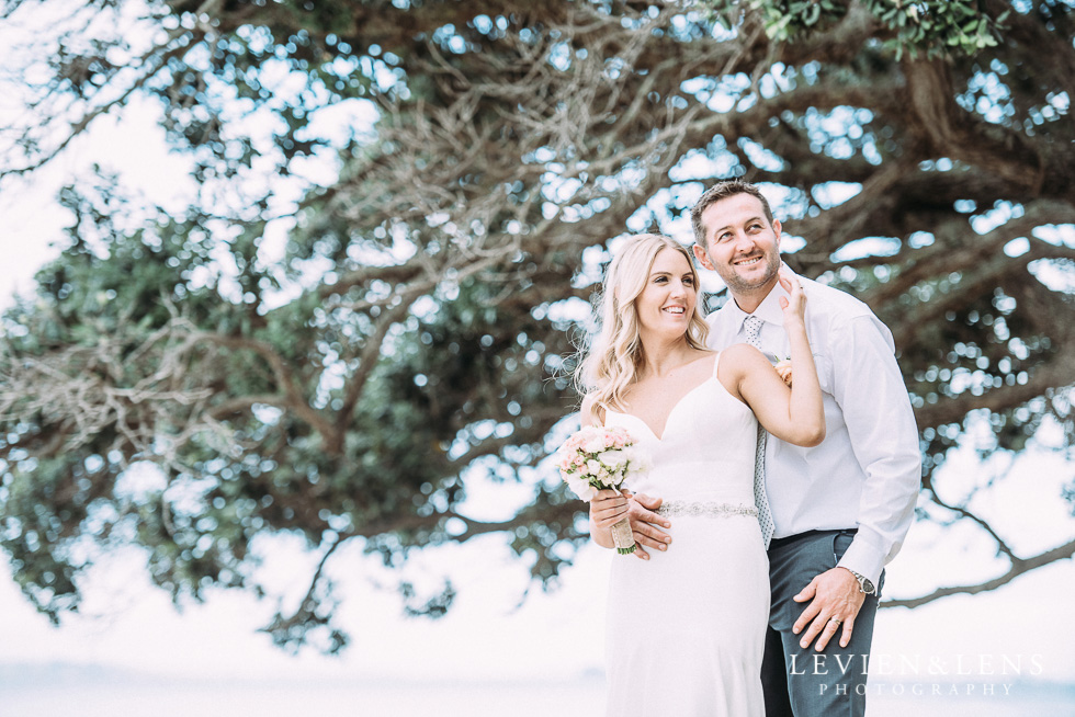 Auckland North Shore Beach narrow Neck - wedding photographer