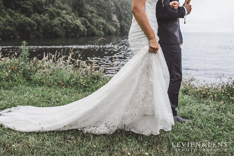 Lake Taupo - Waikato wedding photographers