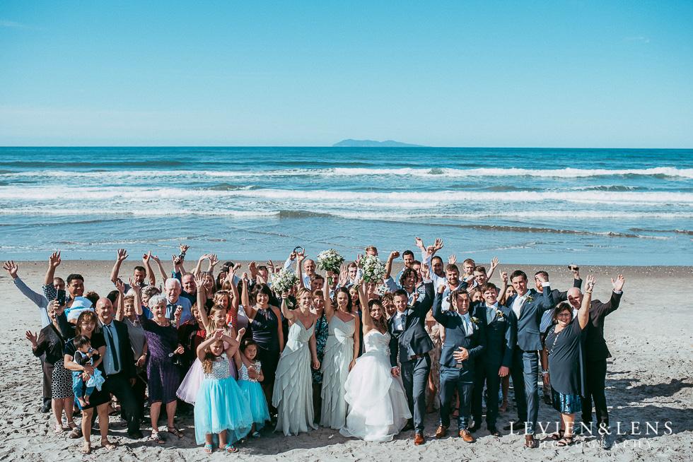 Family formals: Kara & David's wedding