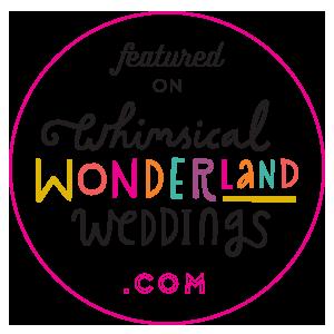 whimsical wonderland weddings publication - New Zealand wedding photographer