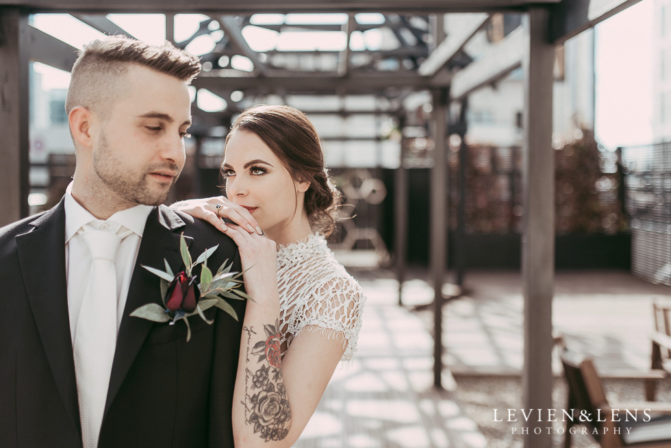 Auckland City Styled Shoot {NZ wedding photographers} Chancery Chambers rooftop terrace